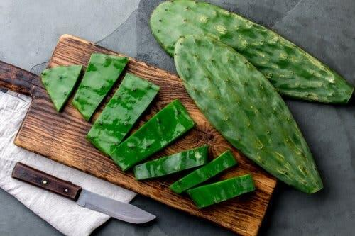 Prickly pear can be used as a natural remedy for type 2 diabetes.