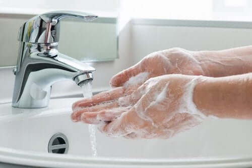 Wash your hands.