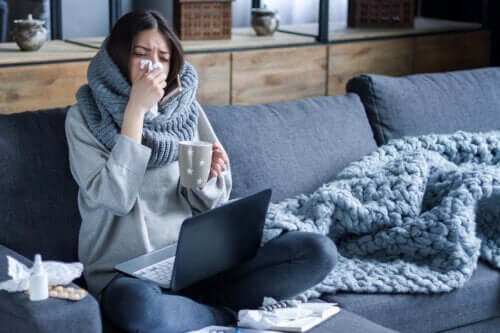 Why the Flu Spreads More in the Winter
