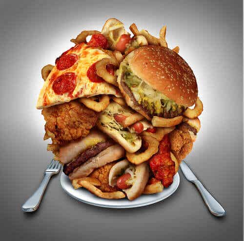 Ultra-processed Foods Increase Cellular Aging