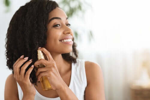 Vegetable Oils to Hydrate Hair