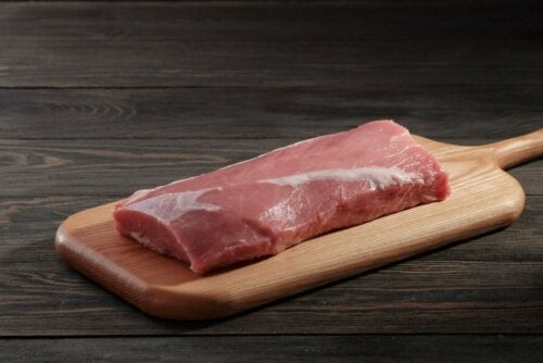 A lean cut of meat.