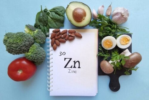 A notebook about the function of zinc.