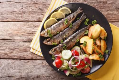 The 3 Main Benefits of Sardines