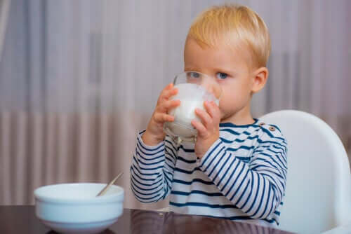 The Right Milk for Babies After Their First Year