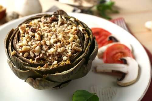 Artichokes Stuffed with Rice: 3 Recipes