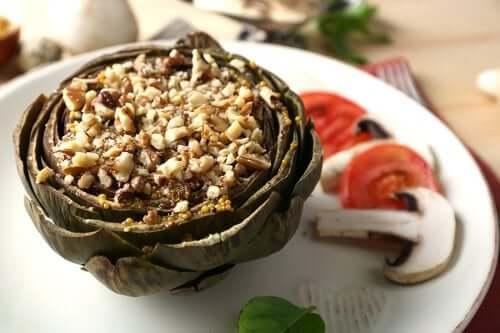 Artichokes Stuffed with Rice: 3 Recipes