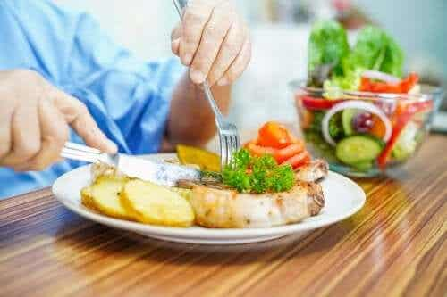 Dietary Restrictions for Patients With Neutropenia