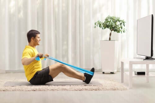 Resistance Band Exercises to Strengthen Your Back