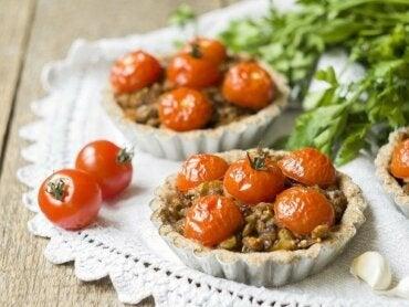 How to Prepare a Lentil and Avocado Tarte