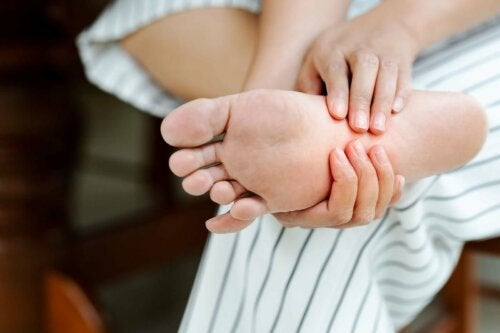 A foot massage.