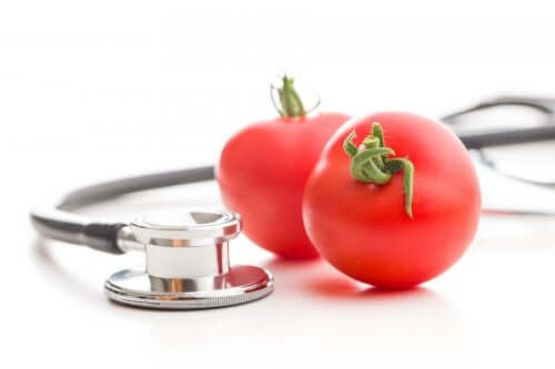 Tomatoes Help Lower High Blood Pressure