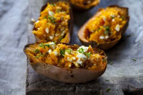 Sweet Potatoes: Properties and Benefits