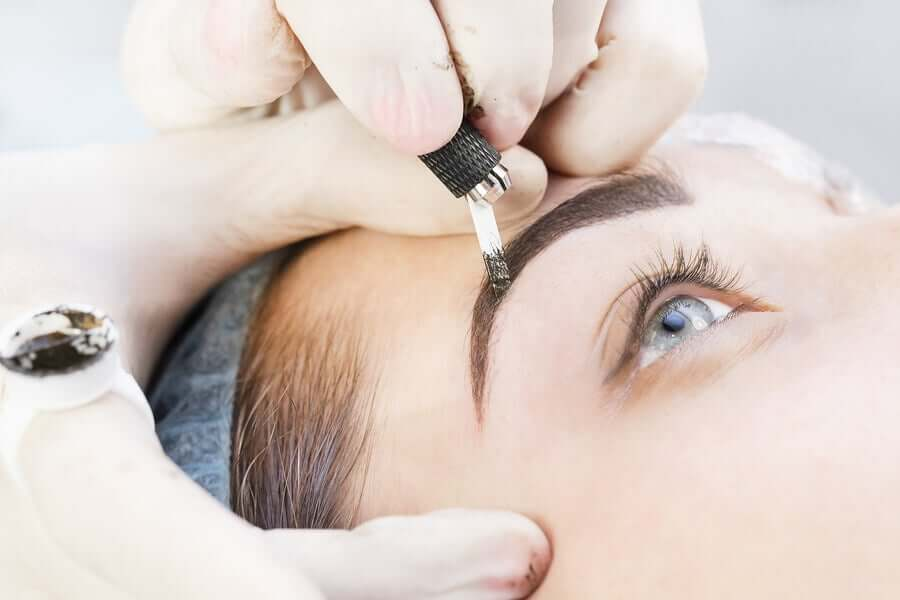 The benefits of microblading.