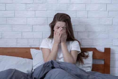 Insomnia Due to Stress: What You Can Do About It
