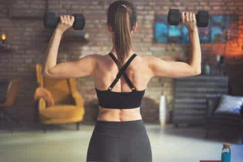 Best Back Exercises with Dumbbells