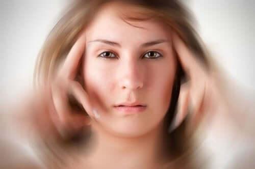 Episodes of vertigo and hearing loss characterize Meniere's disease.