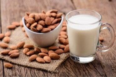 Almond Milk for Children: Benefits and Disadvantages