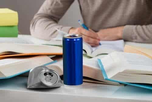 The Health Risks of Energy Drinks
