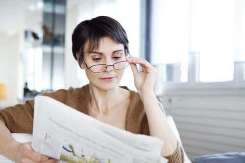 Presbyopia or Eyestrain