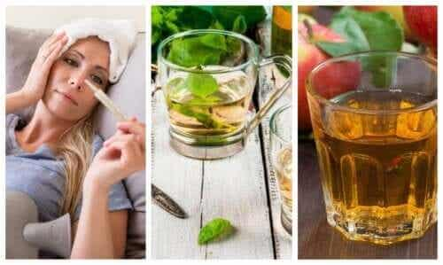 How to Reduce a Fever Naturally at Home