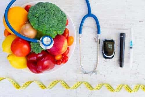 Nutritional Treatment for Type 2 Diabetes