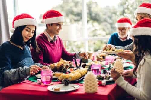 Overindulging at Christmas: How to Avoid it