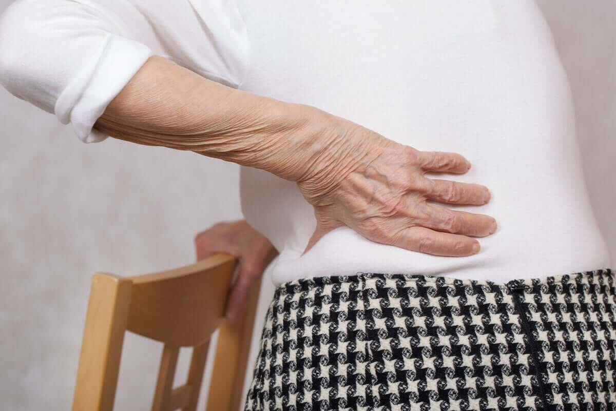 Back pain can limit a person's daily activities.