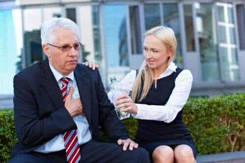 Work Stress Associated with Risk of Heart Attack