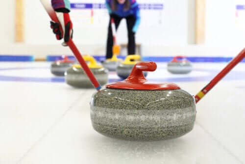 All About Curling, a Winter Sport