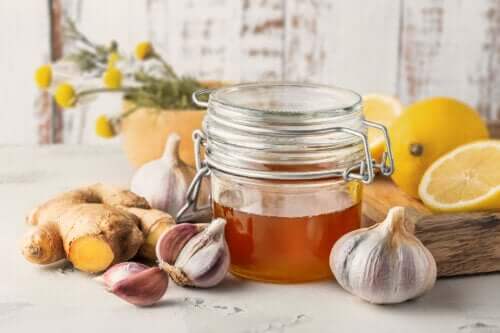 How to Make Garlic Honey to Fight Respiratory Problems