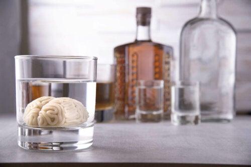 A brain cocktail.