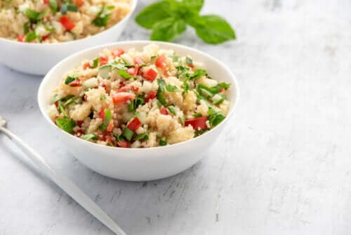 An Easy Recipe for Vegetable Couscous