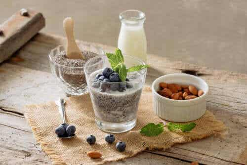 Chia Pudding for Breakfast