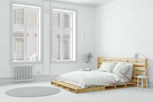 Six Ways to Simplify a Bedroom