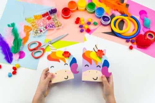 8 Crafts to Decorate a Children's Party