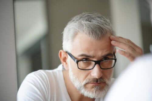 The Connection Between Gray Hair and Stress