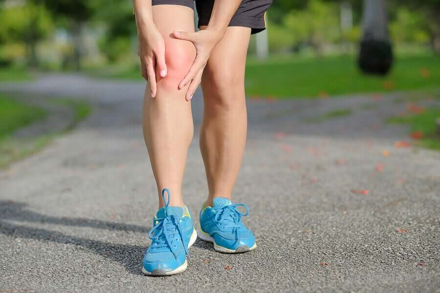 Reiter's syndrome in the knee