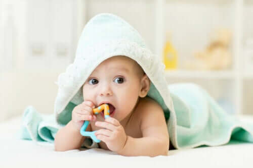 How to Relieve my Baby's Itchy Gums