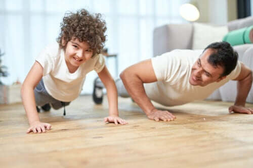 Muscle-Strengthening Exercises in Children: Everything You Need to Know