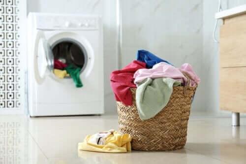 Add Black Pepper to Your Washing Machine!