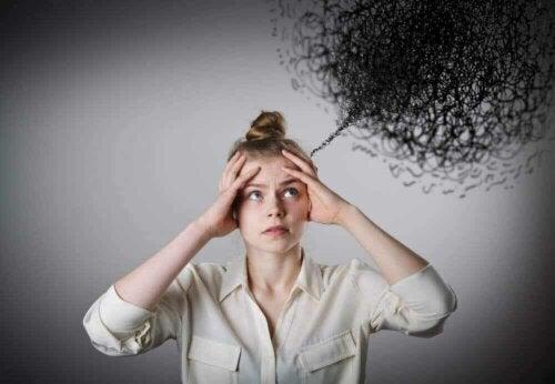 Zwanghafte Persönlichkeit versus Zwangsstörung