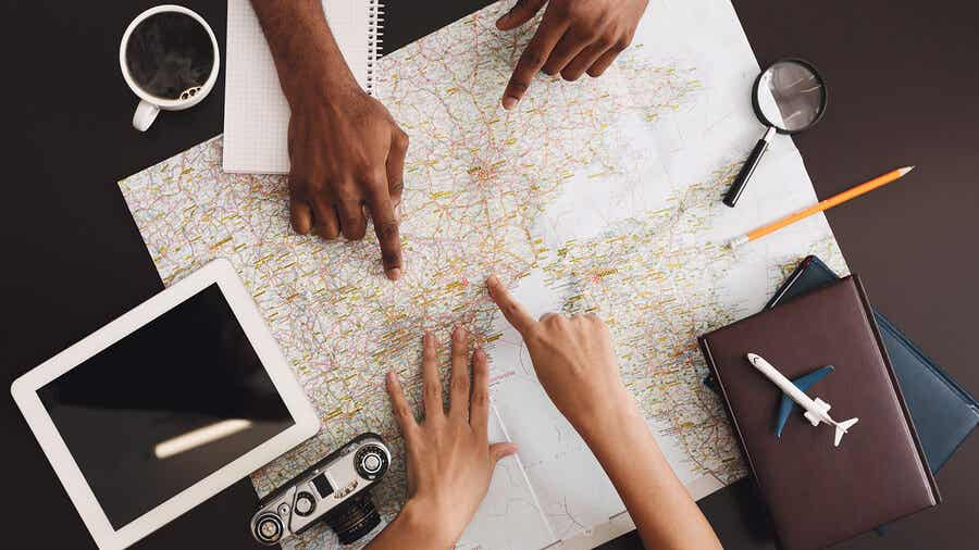 Planning a Couple's Anniversary trip