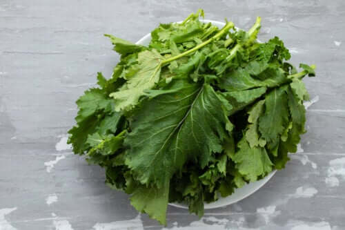 The Nutritional Value of Turnip Greens