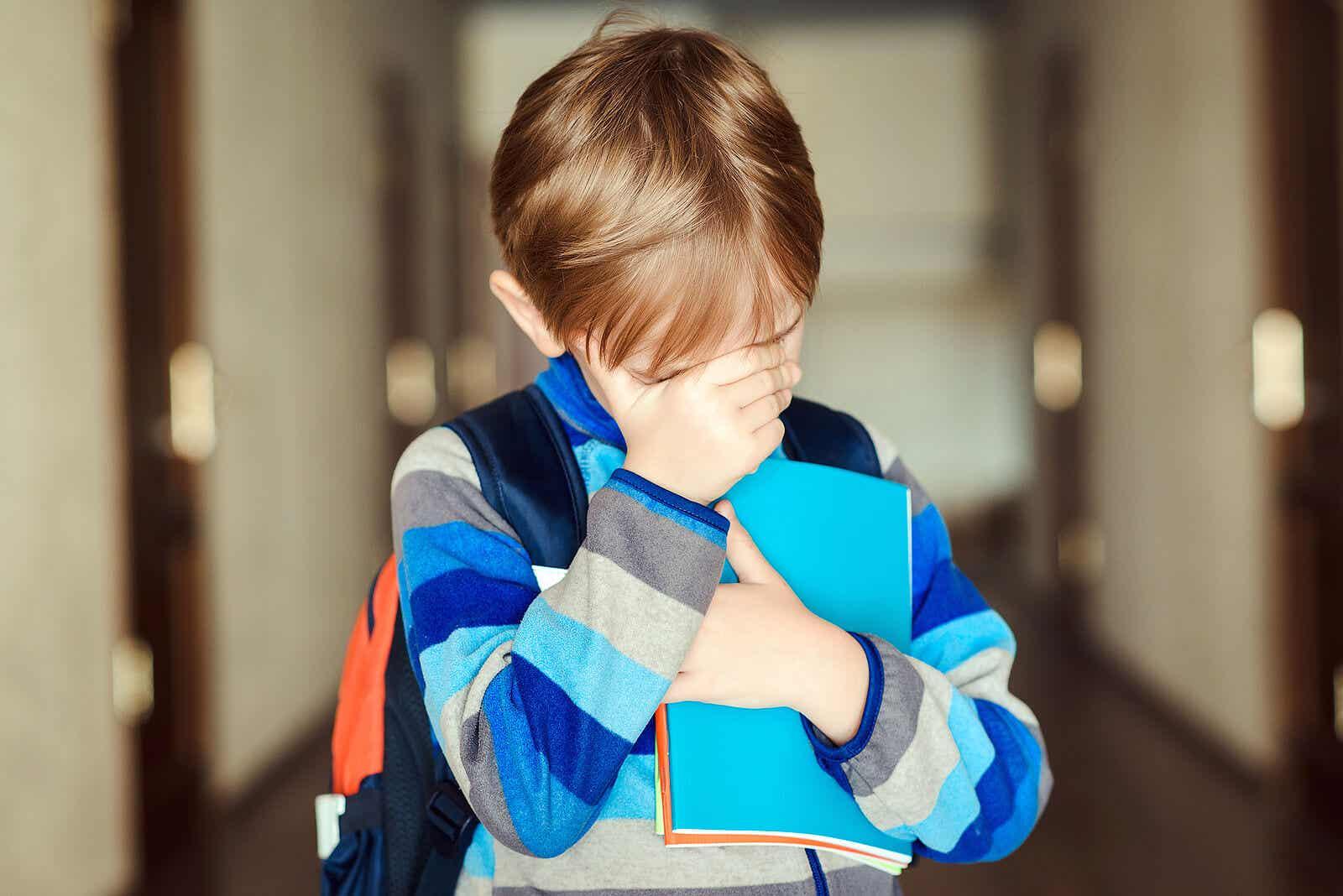 Et stresset barn