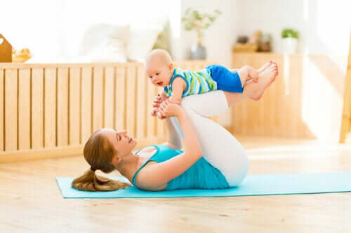 Postpartum Yoga for Beginners