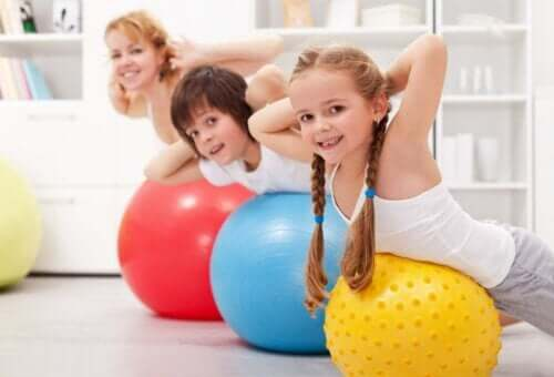 Physical Exercise in Children: Everything You Need to Know