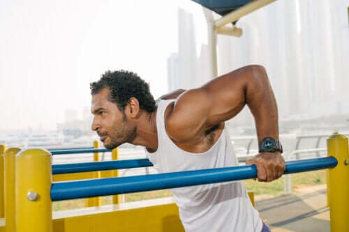 Tricep Dip Exercises: Characteristics and Variations