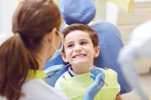 The Main Dental Problems in Children