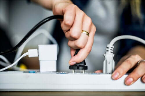 8 Ways to Hide Cords at Home